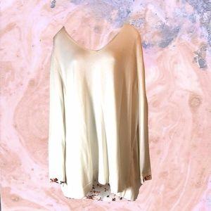 NYDJ White sweater